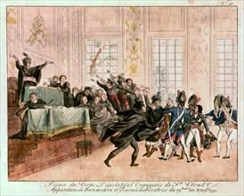 Coup d'Etat du 19 Brumaire An 8 (1799)