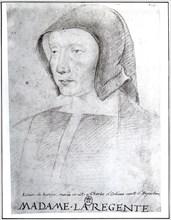 Louise de Savoie, Régente de France