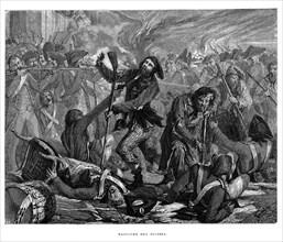 Massacre des Cent-Suisses.