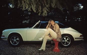 Mylène Demongeot, 1970