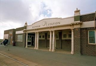 Bispham Station, Blackpool, Lancashire, 1999