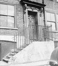 No 35 White's Lane, London. Artist: Unknown