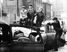 Camden Town, London, early 1960s. Artist: Henry Grant