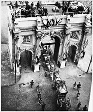 King George VI's Coronation Procession, London, May 12 1937. Artist: Unknown