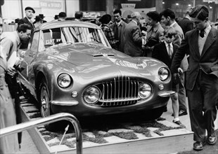 1952 Fiat 8V, c1952. Artist: Unknown