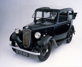 1938 Austin 7 Pearl Cabriolet car. Artist: Unknown
