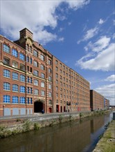Ancoats Mill Complex, Manchester, 2008