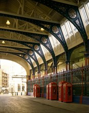 Smithfield Market, City of London