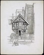Ye Olde Rover's Return Public House, Shudehill, Manchester, 1892-1933