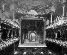 London Pavilion Theatre, Piccadilly Circus, Westminster, London, 1885
