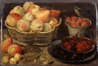 'Still Life with Fruit', late 16th/early 17th century. Artist: Georg Flegel
