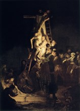 'Descent From the Cross', 1634. Artist: Rembrandt Harmensz van Rijn
