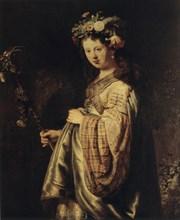 'Flora', 1634. Artist: Rembrandt Harmensz van Rijn