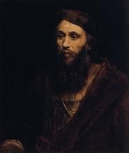Portrait of a Man, 1661. Artist: Rembrandt Harmensz van Rijn