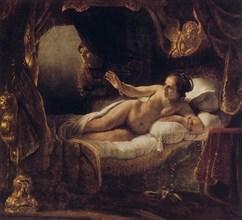 'Danae', 1636. Artist: Rembrandt Harmensz van Rijn