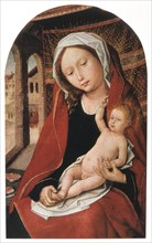 'The Virgin and the Child', 15th century(?). Artist: Anon