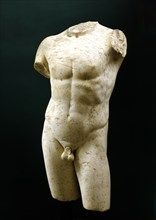 Torso of an Athelete, 1st - 2nd Century AD. Artist: Unknown