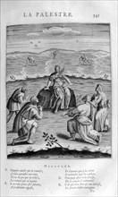 'The Palestre', 1615. Artist: Leonard Gaultier