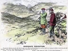 'Inadequate Description', 1906. Artist: Unknown