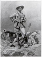 Major General Robert Baden Powell (1857-1941), 1900