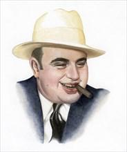 'Al Capone', 2007. Artist: Karen Humpage