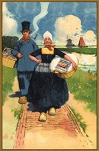 Advert for Sunlight Soap, c1900s. Artist: Unknown