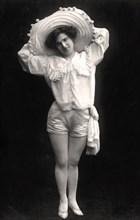 Rosie Begarnie, British actress, 1906. Artist: Unknown