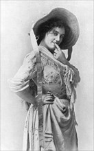 Evie Greene (1876-1917), English actess, 1902-1903.Artist: Reinhold Thiele