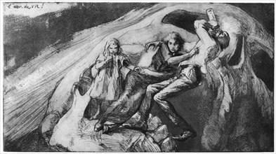 'L'Eau de Vie', c1900-190 (1924). Artist: Marcel Roux