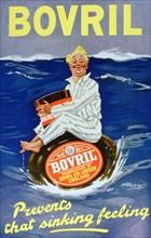 Bovril advert, 1924. Artist: Unknown
