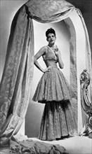 Mainbocher haute couture, 1938.Artist: Joffe
