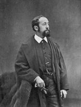 Jules Claretie, French literary figure, 1885. Artist: Unknown