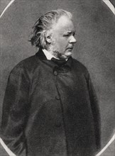 Honore Daumier, French artist, 1868. Artist: Unknown