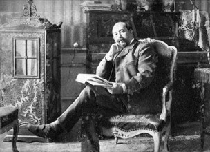 Alfred Capus, French journalist and playwright, 1915. Artist: Unknown