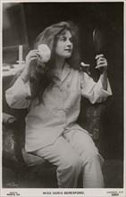 Doris Beresford, British actress, c1900s(?).Artist: Rapid Photo Company