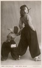 Gertie Millar, British actress and singer, c1906.Artist: Rotary Photo