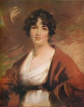 Portrait of Mrs. Kenyon, 1807, (1919). Artist: John James Masquerier