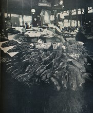 Fish Market, c1877-1927, (1929). Artist: Eugene Atget