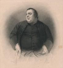 Francis Grose, (1731-1791), 19th century. Artist: Henry Bryan Hall I