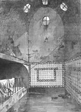 Queen Anne's Bath from a view taken in 1851, (1897). Artist: Unknown.