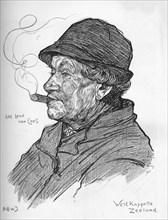 'Sketch by Nico Jungmann', c1900. Artist: Nicolaas Wilhelm Jungmann.