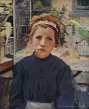 'Birdcages', 1907 (1935). Artist: Harrington Mann.