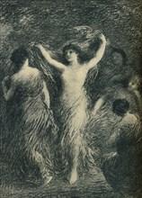 'Danseuses', c1900. Artist: Henri Fantin-Latour.