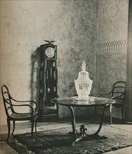 'Interior of Swedish Pavilion', 1925. Artist: Unknown.