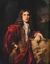 'Colonel Charles Campbell', c1663. Artists: Nicolaes Maes, Charles Campbell, Otto Limited.