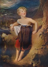 'Lady Georgiana Fane', 1806, (1911). Artist: Thomas Lawrence.