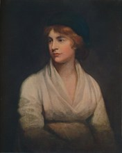 'Mary Wollstonecraft', c1797. Artist: John Opie.