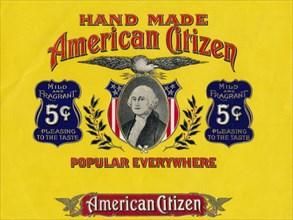 'Hand Made American Citizen', c20th century. Artist: Unknown.