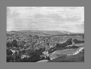 Lewes, Sussex, c1900. Artist: Frith & Co.