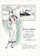 'Advert For Coates Bros. & Co. Ltd', 1917. Artist: Coates Bros & Co Ltd.